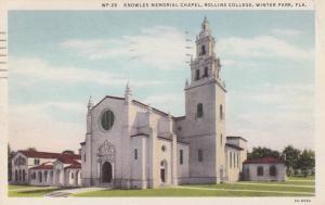 WINTER PARK , Florida , 00-10s; Knowles Memorial Chapel, Rollins College