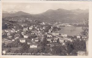 RP, Panorama Generale Di Lugano-Paradiso, LUGANO (Ticino), Switzerland, 1920-...