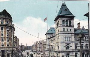 New York Albany Broadway