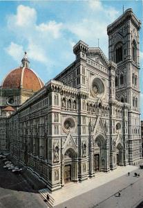 BG17551 firenze citta d incanto la cattedrale ed il campanie di giotto   italy