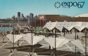 MONTREAL , Quebec, Canada, EXPO67 ; General View on ILE SAINT-HELENE