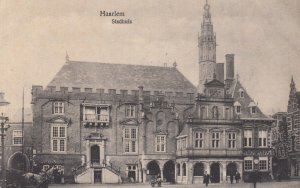 HAARLEM, Noord-Holland, Netherlands, 1900-1910's; Stadhuis