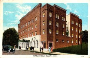 Minnesota Duluth Hotel Lincoln