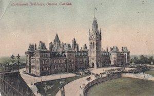 OTTAWA, Ontario, Canada, PU-1906; Parliament Buildings