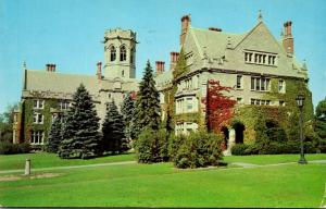 New York Troy Sage Hall Emma Willard School