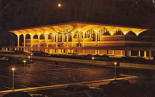 Tennessee Memphis International Airport 1969