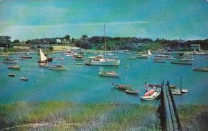 Massachusetts Cape Cod Harwichport Wychemere Harbor