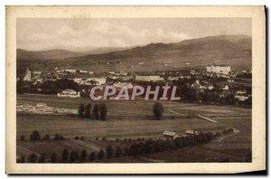 Postcard Old Valašské Meziříčí