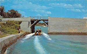 Somerset Bridge Sandy's Parish Bermuda 1969