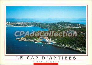 Modern Postcard The French Riviera Cap d'Antibes Cape Hotal