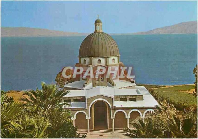 CPM Mt of The Beatitudes and Lake of Galilee