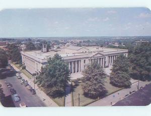 Unused Pre-1980 POST OFFICE SCENE Charlotte North Carolina NC hs0946