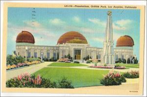 Planetarium, Griffith Park, Los Angeles CA