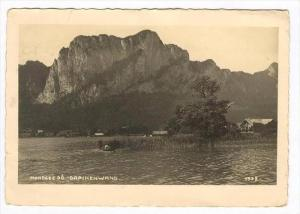 RP  Mondsee OO.-Drachenwand, Austria , PU-1937