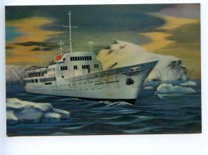 241398 USSR Murmansk Shipping Company Vatslav Vorovsky 3-D PC