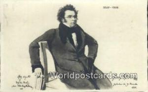Austria, Österreich Franz Schubert  Franz Schubert