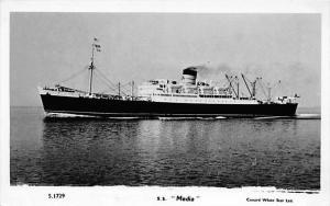 S.S. Media   Cunard White Star. ltd.  RPC