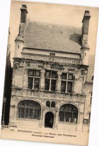 CPA BEAUGENCY - La Mairie (270650)