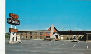 Motel Place Germoir, MONTMAGNY, Quebec, Canada, PU-1984