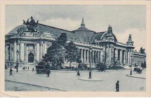 France Paris Le Grand Palais