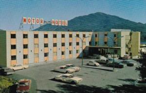 Canada Crest Motor Hotel Prince Rupert British Columbia