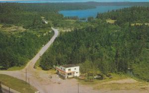 Park's ESSO Service Station, Tilden Lake , North Bay , Ontario , Canada , 50-60s
