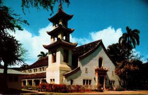 Hawaii Honolulu Chinese Christian Church On King Street