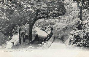 SCARBOROUGH , England , 00-10s ; In St. Nicholas Gardens