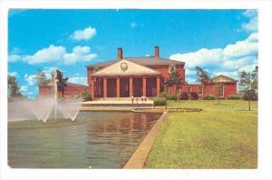 James Buchanan Duke Library, Furman University, Greenville, South Carolina, 1...