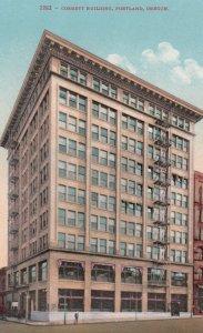 PORTLAND, Oregon, 1900-10s; Corbett Building