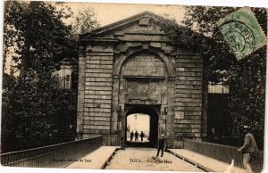 CPA Toul - Porte de Metz (187687)