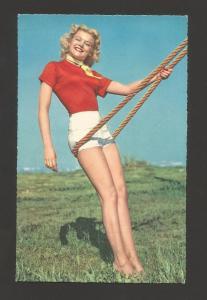 - PIN UP  WOMAN BIKINI WOMEN PIN UP´S   old 1960s postcard   z1 cc