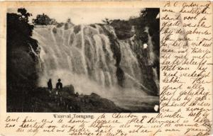 INDONESIA PC DUTCH INDIES Waterval Toengang (a1511)