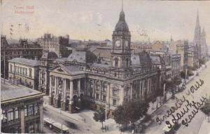 City Hall , MELBOURNE , Australia , PU-1906