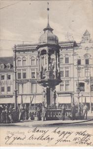 MAGDEBURG , Germany , PU-1903 : Monument