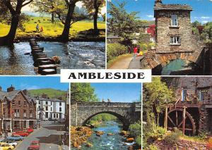 Cumbria Ambleside Vale of Rothay multiviews