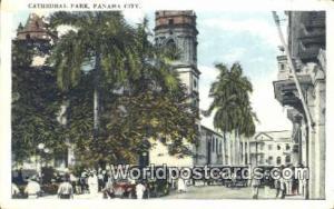Panama Panama City Cathedral Park