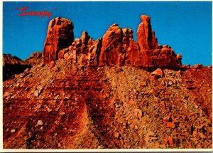Arizona Grand Canyon Snoopy Or Angel's Gate