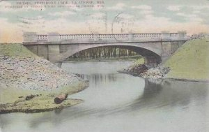 Wisconsin La Crosse Lagooon Bridge Pittibone Park