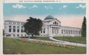 New National Museum Washington D C