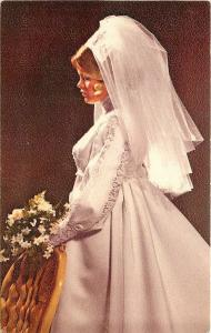 Chicago Illinois~Don't Get Married! Without Edward Fox Photography~Bride~1960s