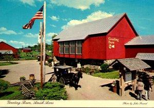 Indiana Nappanee Amish Acres Greeting Barn