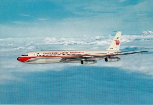 Transportes Aeros Portugueses (TAP) Boeing 707-320B airplane , 1960s