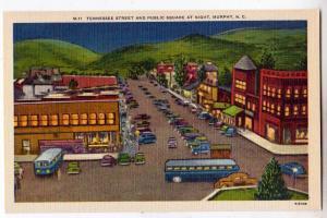 Tennessee St. Murphy NC