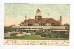 Riverton Park Casino, Portland, Maine, PU-1906