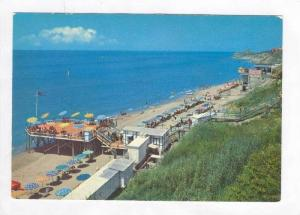 Lavinio, Italy 1950-70s ; Aerial of Shore and Bathers