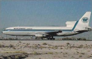 WORLDWAYS CANADA LOCKHEED L-1011-100