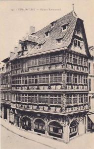 Strasbourg , France , 00-10s : Maison Kammerzell