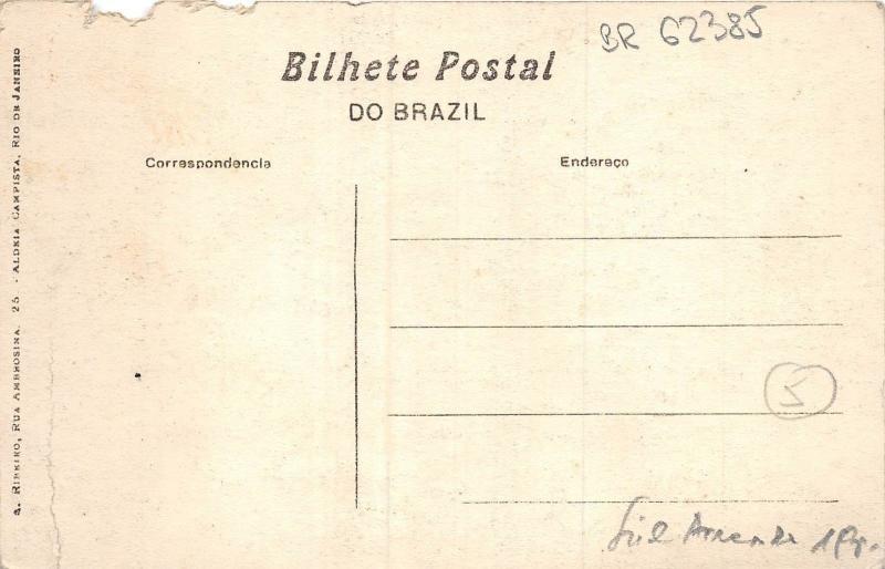 BR62385 collegio millitar rio de janeiro  brasil