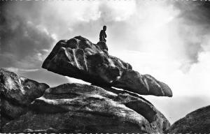 BR53809 Lesconil la roche Branlante      France